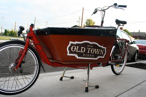 Portland Brewery Delivers Beer Via Bike