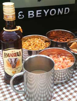 When on Safari in East Africa: Drink This!