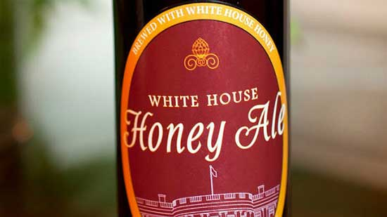 Sign Petition for Obama's White House Honey Ale Beer Recipe