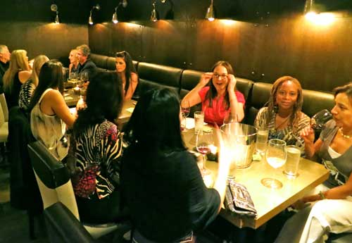 Hall Wines Launch Party at Mercato di Vetro