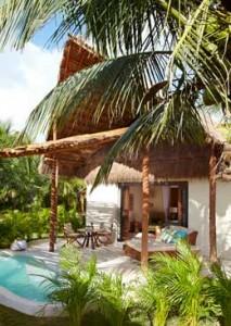 Jungle Villa View at Viceroy Riviera Maya