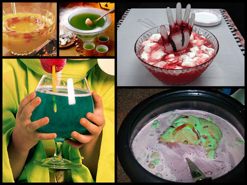 Halloween Punch for Kids recipes