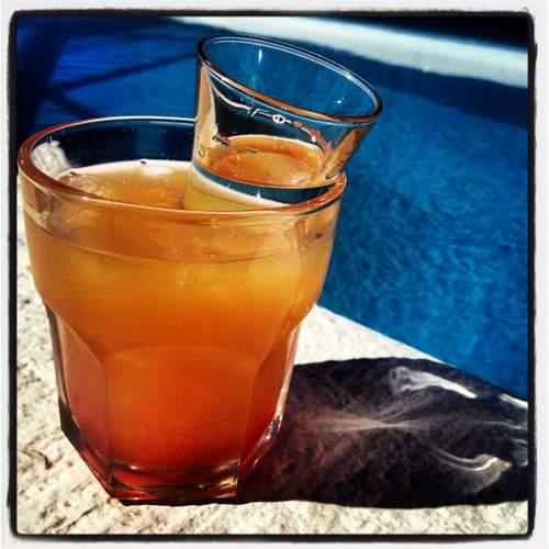 Cocktail at Guaycura Hotel