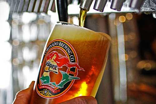 Coronado Brewing Company, San Diego