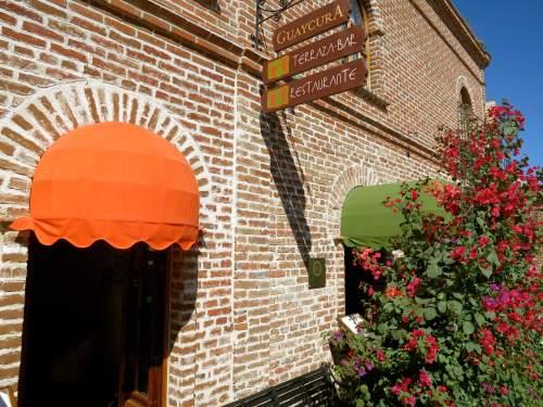 Guyacura Hotel, Todos Santos, Baja Mexico