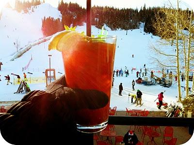 Apres-Ski Classic Cocktail event