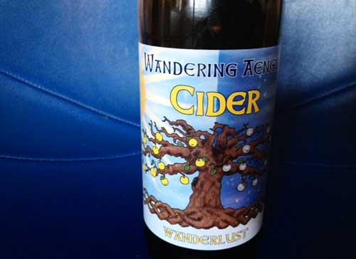 Wandering Aengus Cider