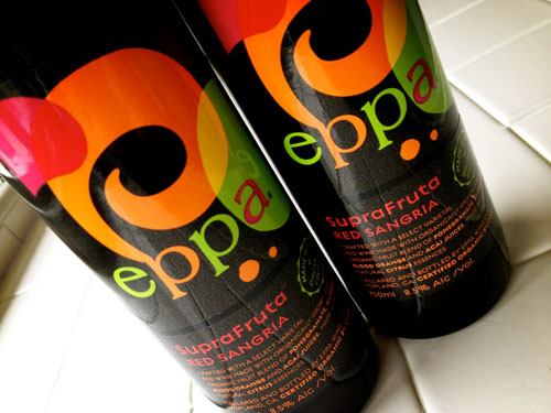 Superfood Sipper: Eppa SupraFruta Sangria