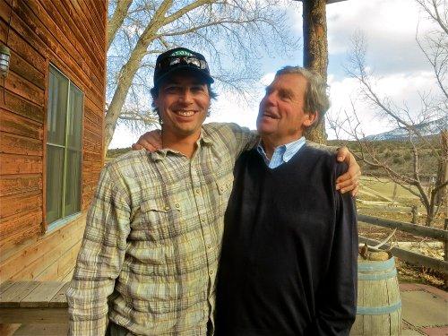 Joe Buckler and John Sutcliffe