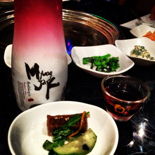 Korean Spirits: What to Drink at Korean BBQ