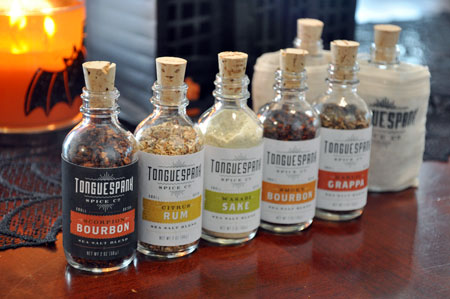 Give Your Tongue a Spanking With New Liquor-Infused Spices