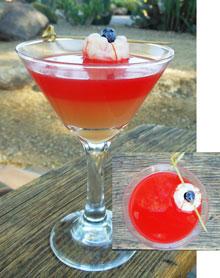 Eye for an Eye cocktail