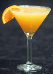 Monster Mash martini