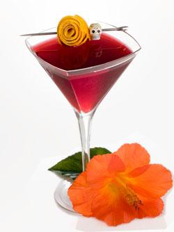 Corpse Bride cocktail