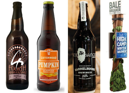 Seasonal Beers: Ales 1