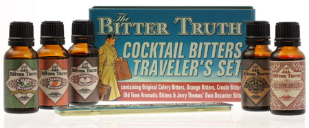 Bitter Truth travelers set