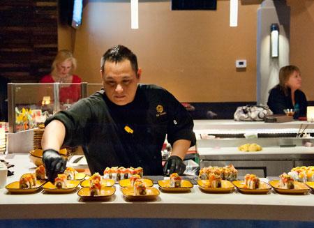 Chef Kai Torcuato