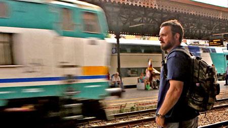 Zane Lamprey Rome Trains