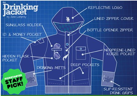 The Drinking Jacket