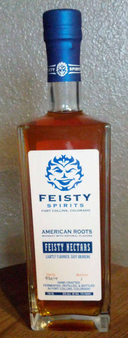 Feisty Spirits Whiskey