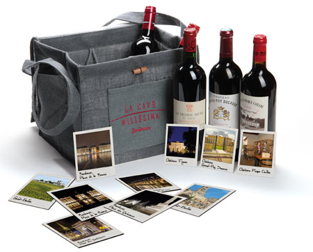 Millesima Bordeaux gift set