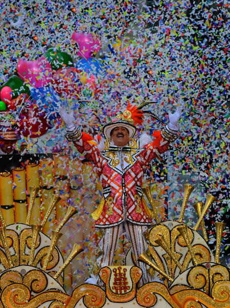 Mummers Captain