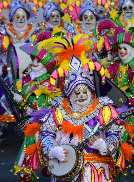Mummers: A Philadelphia New Year's Tradition