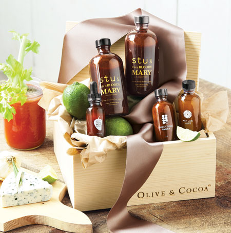 Bloody Mary crate