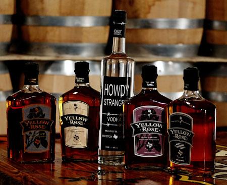 Howdy Stranger Vodka