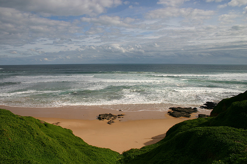 The Beach At Phillip Island