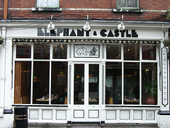 Elephant and Castle, Temple Bar