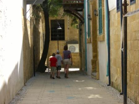 cyprus-with-kids-lefkosia-street
