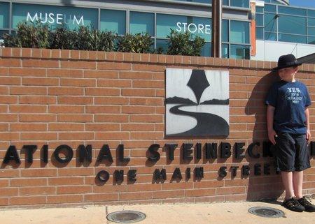 Steinbeck Museum Salinas