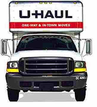 UHaul Truck