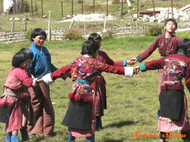 Bhutan Clothing Traditional