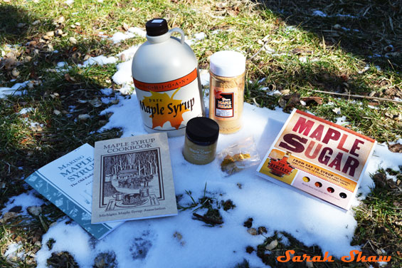 WanderShopper's Maple purchases from Fenner Nature Center