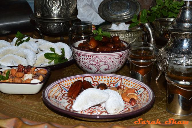 Host a Moroccan Tea Party