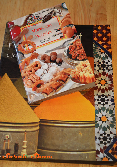 Moroccan Pastries is a great cookbook