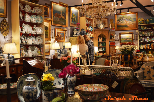 Digging for Treasures at Chicago's Antique and Garden Fair