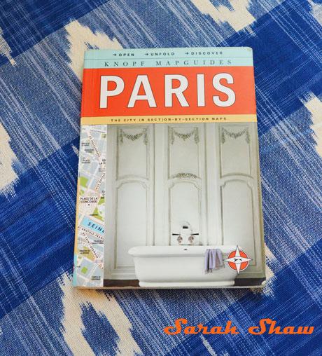 Knopf Mapguides Paris