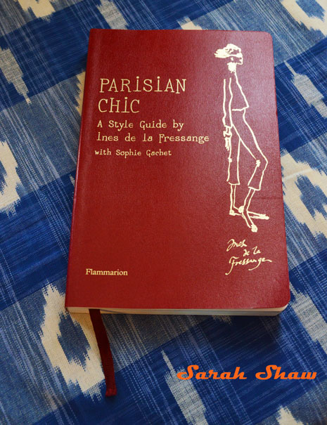 Parisian Chic book