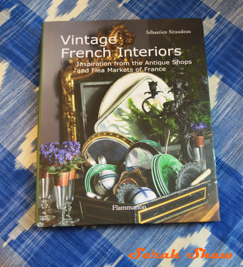 Vintage French Interiors book