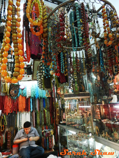 Jewelry and collectibles from Afghanistan discovered in Bangkok's Chatuchak Market