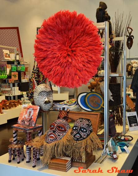 ROM Museum Store offers gifts from all over the world including Africa