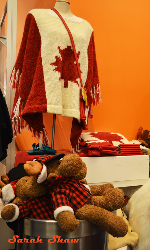 Canadian memorabilia offered at the ROM Museum Store