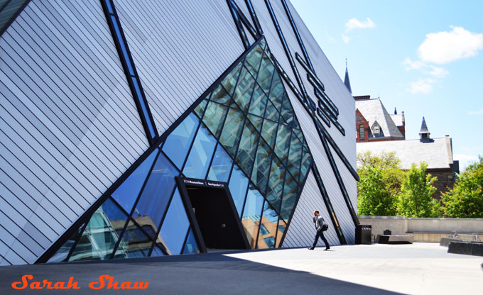 ROM Museum Store Entrance