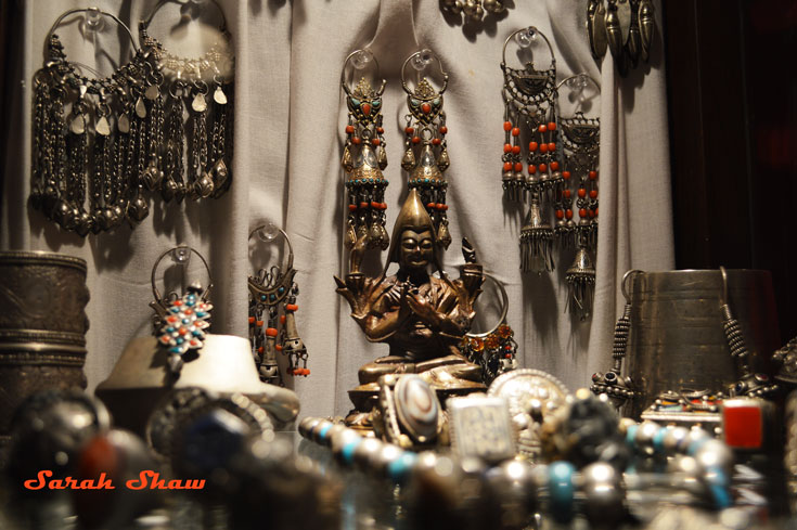 Tribal jewelry from around the world can be found at Courage My Love in Toronto