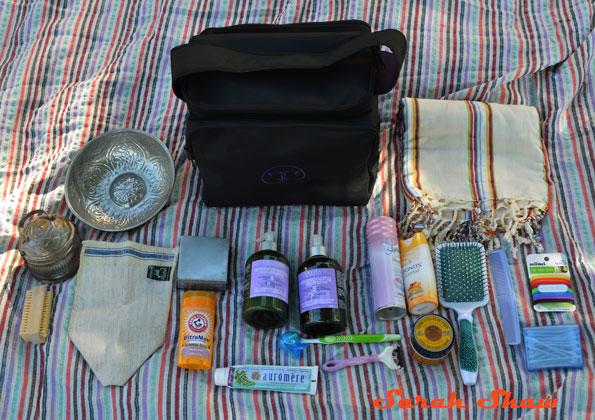 Hamam supplies