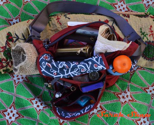 Overland Equipment Donner Shoulder Bag 80