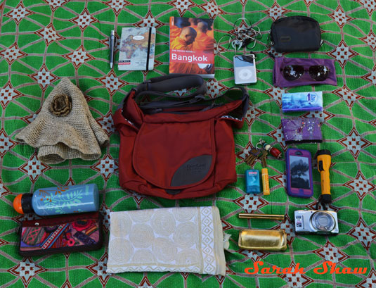 Packing your day bag